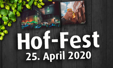 Einbecker Hof-Fest am 25. April 2020