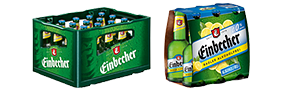 Packaging Einbecker Radler Alcohol-Free
