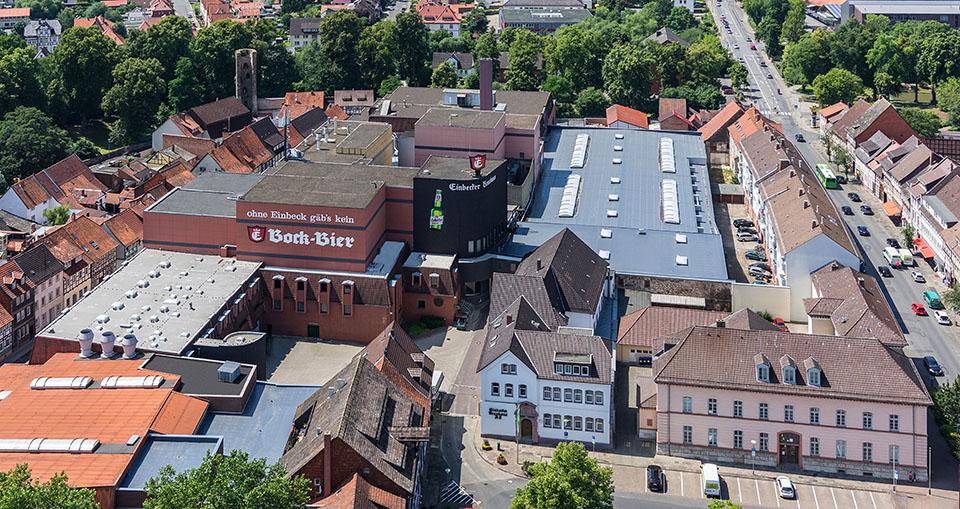 Nhà máy bia Einbecker